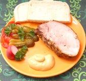 Roast pork Royalty Free Stock Photo
