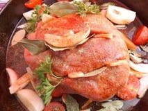 Roast pork Stock Photos
