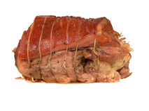 Roast pork joint Royalty Free Stock Photo