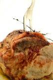 Roast Pork Joint Stock Photo