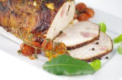 Roast pork meat Stock Photography