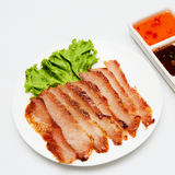 Roast pork Royalty Free Stock Photos
