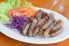 Roast pork Stock Images
