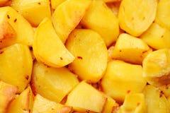Roast  potato Royalty Free Stock Photos
