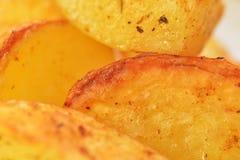 Roast potato Stock Photos