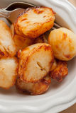 Roast Potatoes Royalty Free Stock Photos