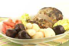roast χοιρινού κρέατος tenderloin Στοκ Εικόνα
