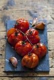 Roast tomatoes Royalty Free Stock Photos