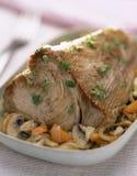 Roast tuna casserole Royalty Free Stock Photo