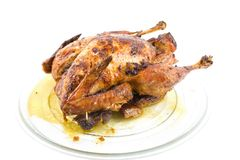 Roast Turkey Stock Photography