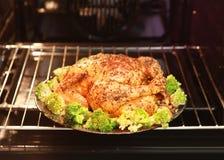 Roast turkey Royalty Free Stock Image