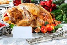 Roast turkey Stock Photos