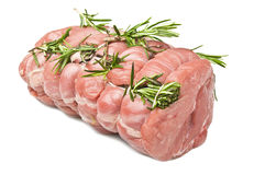 Roast Veal Royalty Free Stock Image