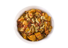 Roast Vegetable Salad Stock Image