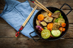 Roast veggies Royalty Free Stock Photo
