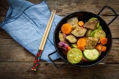 Roast veggies Stock Photo