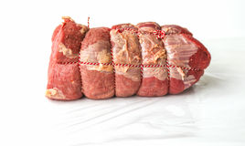Roastbeef prepared Stock Image