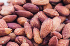 Roasted almond Royalty Free Stock Images