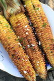 Roasted barbecue corn Royalty Free Stock Photos