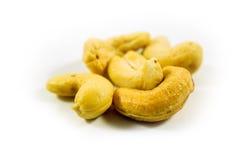 Roasted cashew Stock Image