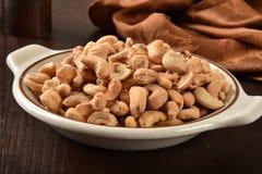 Roasted cashews Stock Photos