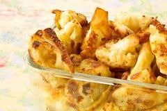 Roasted Cauliflower Royalty Free Stock Photo