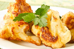 Roasted Cauliflower Stock Photos