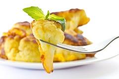 Roasted Cauliflower Royalty Free Stock Images