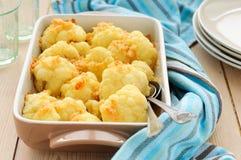 Roasted Cauliflower Royalty Free Stock Photos
