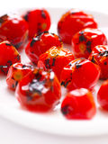 Roasted cherry tomatoes Royalty Free Stock Image