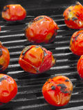 Roasted cherry tomatoes Stock Photography