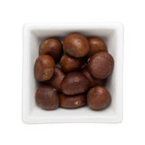 Roasted chestnut Royalty Free Stock Photo