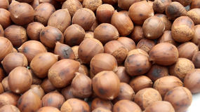 Roasted chestnuts are delicious snacks Royalty Free Stock Photography