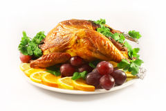 Free Roasted Chicken Stock Photo - 14549940
