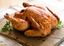 Free Roasted Chicken Stock Photo - 37716770