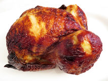 Roasted Chicken From the Deli Royalty Free Stock Photos