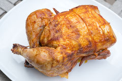 Roasted Chicken #1 Stock Images