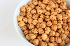 Roasted Chickpea Stock Photo
