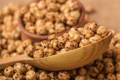 Roasted Chickpeas  Stock Images