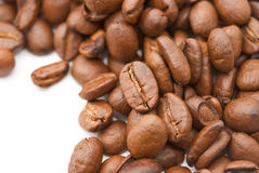 Roasted coffee Royalty Free Stock Photos