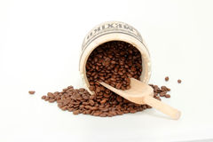 Roasted coffee Royalty Free Stock Photo
