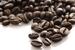 Roasted Coffee Bean Royalty Free Stock Photo