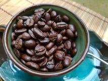 Roasted coffee bean stock photos