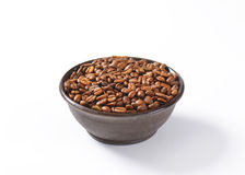 Roasted coffee beans Royalty Free Stock Photos