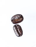 Roasted coffee beans can be used as a background. Roasted coffee beans, can be used as a background Stock Image
