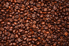 Roasted coffee beans, can be used. As a background royalty free stock photography