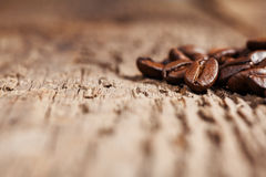 Roasted coffee beans, can be used. As a background royalty free stock photo
