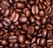 Roasted coffee beans Stock Photos