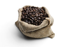 Roasted coffee beans 3 Royalty Free Stock Image