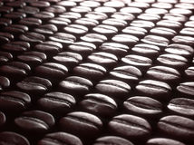 Roasted Coffee Beans Selection Royalty Free Stock Photo